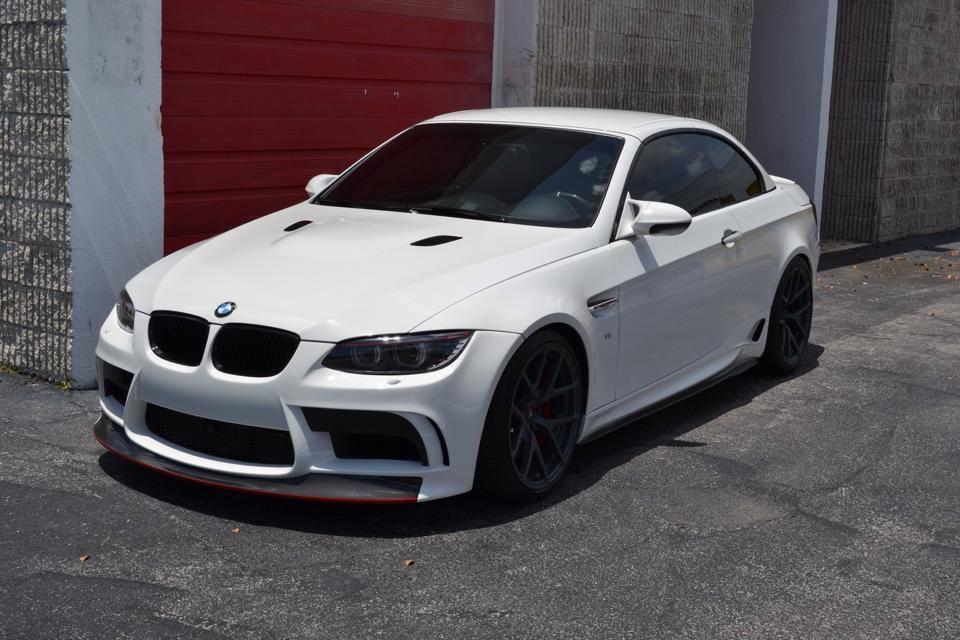 BMW Individual M3 Convertible