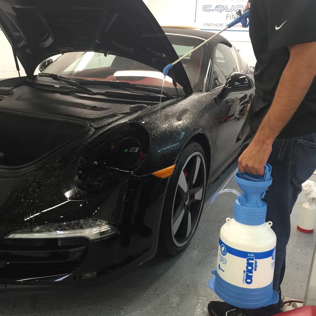 Porsche-paint-protection-miami