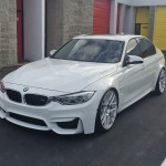 Velgen Wheels BMW M3 F80 CQuartz protection