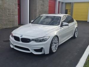 Velgen BMW M3 CQuartz Protection