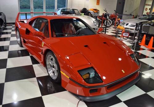 Ferrari F40 CQuartz Finest
